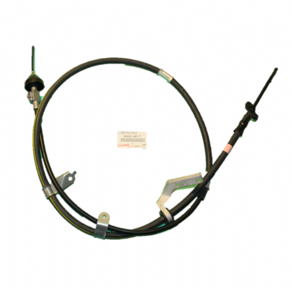 Genuine Lexus RX Handbrake Cable Rear RH 46420-48171, 4642048171